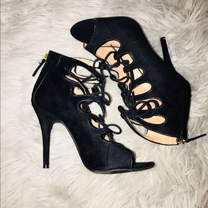 """Nine West """"Lacey"""" booties"""